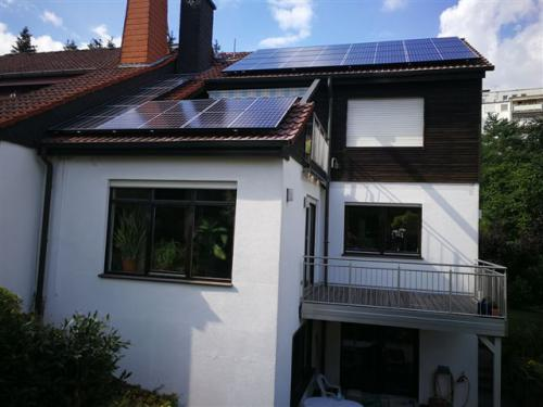 61325 Bad Homburg-Gonsenheim . 7,48 kWp